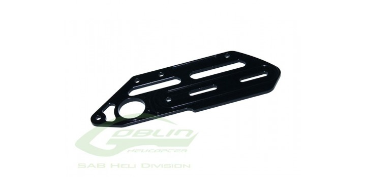 ALUMINUM TAIL ROTOR SIDE PLATE GOBLIN 570