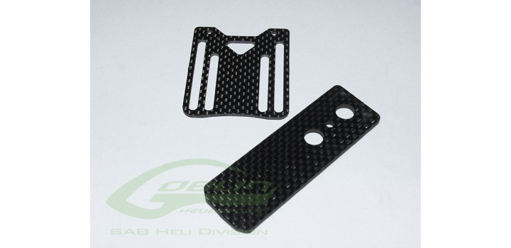 CARBON PARTS ELECTRONIC SUPPORT