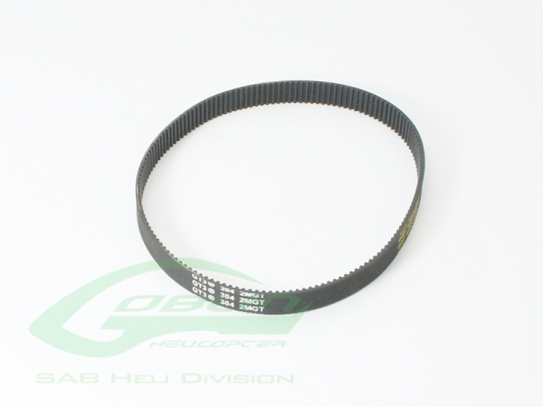 Goblin 380 High Performance HTD Motor Belt 304T